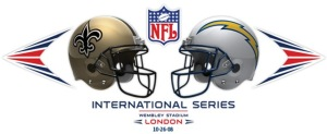 The official NFL International Series Logo