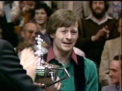 Alex Higgins was a two time World Snooker champ - now he is a kicker on the Ottowa Black Dragons !!! (in fantasy land)