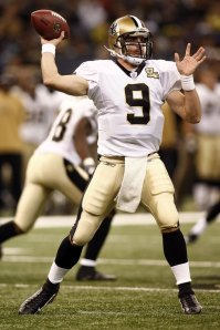Drew Brees could eclipse Marino's single season record